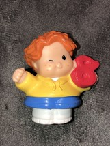 """Fisher Price Little People Number Rare Htf! """" 8"""" - $17.32"""