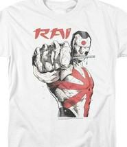 Rai T Shirt Valiant Comics retro comic book cotton adult graphic tee VAL129 image 2