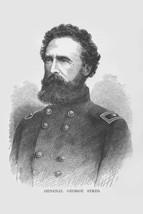 General George Sykes by Frank Leslie - Art Print - $19.99+