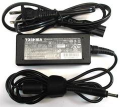 Genuine Toshiba Laptop AC Power Adapter PA3922U-1ACA ADP-30JH A G71C000BW110 30W - $9.99