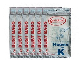 18 Hoover Type K Spirit Vacuum Bags, Canisters, Encore, Supremacy, Older Runabou - $17.80