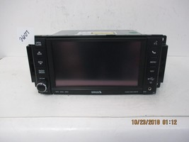 2008-12 Chrysler Jeep Dodge Touchscreen Nav CD Sat Radio P05091209AE  RHR - $445.45