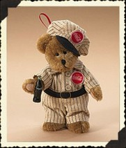 "Boyds Bears ""Dale"" 6.5"" Coca-Cola® Plush Ornament- #919944 - New- 2006 - $29.99"