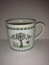 Swedish Seasons Collection SPRING Coffee Mug Gevalia Kaffe Birds Tree La... - $22.76
