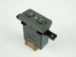 2005-2008 acura RL front right passenger heated seat switch control butt... - $30.73