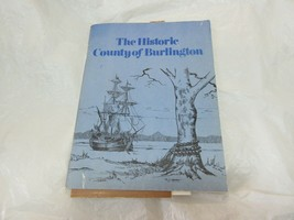 The Historic County of Burlington , NJ , Rare , Vintage , Collectible - $35.00