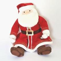 "Hallmark Polar Express Santa Plush Talks ""Magic of Christmas Lies in You... - $34.99"