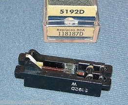 PHONOGRAPH STYLUS CARTRIDGE Needle Electro-Voice EV 5192D for RCA 118187... - $11.88