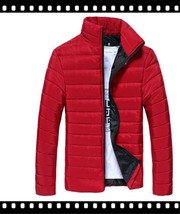 High Quality Winter Cmfortable and Warm Jacket Men's Thick Warm Winter Jacket Me - $45.90