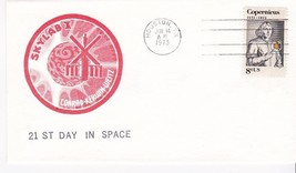Skylab I 21ST Day In Space Houston, Texas June 14, 1973 - $1.98