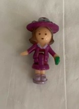 Vntage Polly Pocket 1990 Fifi's Parisian Apartment Replacement 1994 Stac... - $12.99