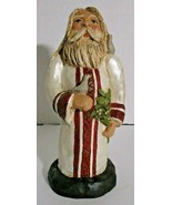 Santa Claus / St Nick, 12 Days of Christmas Turtle Doves Statue Resin - $24.23