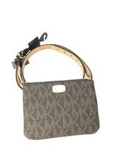 Micheal kors belt bag Brown logo 552744C X-LARGE - £54.50 GBP