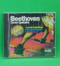 Beethoven Lives Upstairs [CD Rom] Multimedia PC - $11.64