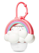 Bath & Body Works Rainbow Pocketbac Hand Sanitizer Holder  - $14.77
