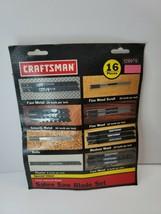 Craftsman- 16 Sabre Saw Blade Set - 928976 - Sabre Orbital Saw. New - $34.95