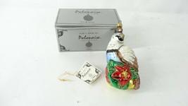 Kurt S. Adler Polonasie GP467 Partridge Ornament  - $29.69
