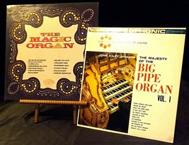 The Magic Organ and The Majesty of the Big Pipe Organ Volume 1 AA20-RC2168 Vinta
