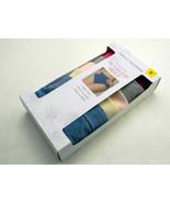 Carole Hochman Women's 5 Pack Seamless Brief Panties Pink/Blue/Beige/Gra... - $9.12