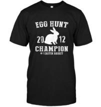 Easter Day Shirt Egg Hunt Champion For 2012 Kids - $17.99+