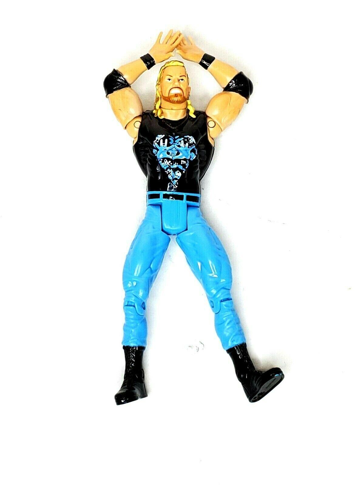 """WWE DDP Wrestling Action Figure 7"""" Toy Biz 1999 - $15.00"""