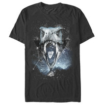 Jurassic World Tyrannosaurus Rex Constellation Mens Graphic T Shirt - $10.99