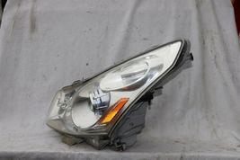 07-09 Infiniti G35 G37 4door Sedan Xenon HID HeadLight Lamp Driver Left LH image 5