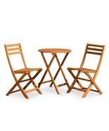 DTY Outdoor Living  Twin Lakes Eucalyptus 3-Piece Café Bistro  Set  - $149.44+