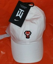 Nike Tiger Woods Heritage86 Hat Authentic Genuine Limited Edition TW Issue White - £44.98 GBP