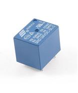 Miniatur Print Relais 24V 1-Wechsler 1xUM 10A/250V Songle SRD-24VDC-SL-C - $4.41