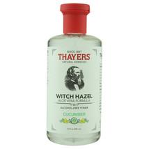 Thayer's Alcohol-Free Cucumber Witch Hazel Toner with Aloe Vera 12 oz  - $18.50