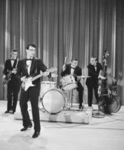 Buddy Holly and The Crickets TKK Vintage 8X10 BW Music Memorabilia Photo - $6.99