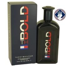 Tommy Hilfiger TH Bold 3.4oz/100ml Eau De Toilette Spray Men Cologne Fra... - $63.72