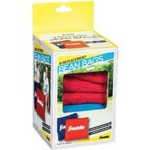 "Franklin Sports Replacement Bean Bags for Cornhole (8 Bean Bags) 4"" x 4""... - $15.93"