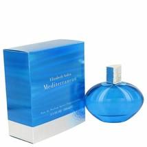 Perfume Mediterranean by Elizabeth Arden Eau De Parfum Spray 3.4 oz for ... - $25.67
