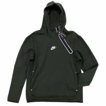 Nike NSW Sportswear Tech Fleece Asymmetric Half Zip Pullover Hoodie CU44... - $89.99