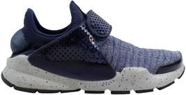 Nike Sock Dart SE Premium Midnight Navy/Midnight Navy 859553-400 Men's SZ 7 - $113.40