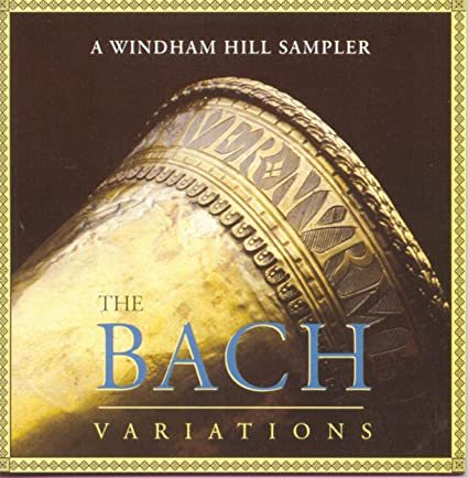 The Bach Variations Cd