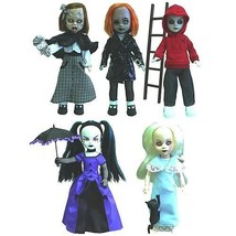Living Dead Dolls Series 13 Sealed New Morgana Simone Jacob Evangeline Goth - $351.45