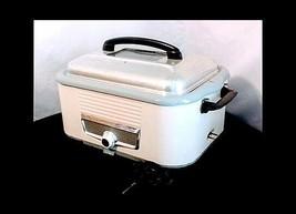 Westinghouse Roasting Pan AB 311 Vintage