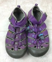 Keen Newport H2 Youth Size 3 Purple Sport Sandals - $18.69