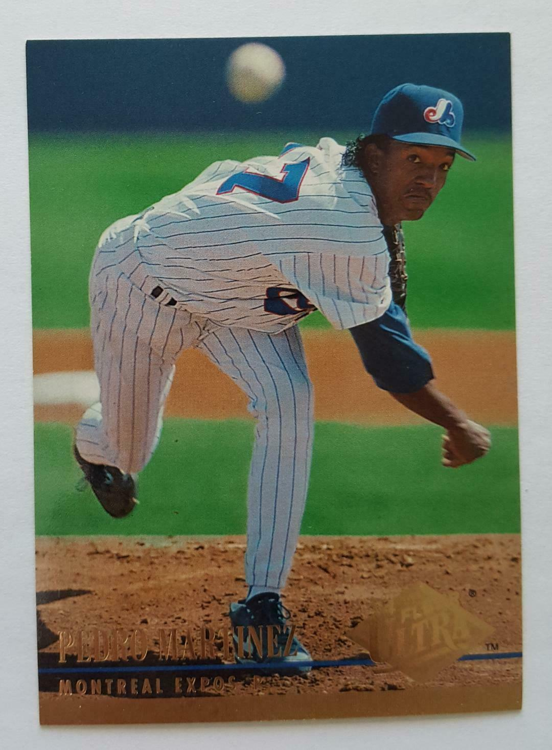 1994 Fleer Ultra + Rookie Card Lot NM Cond w/ Pat Ripp, Clint Davis, Nice Cards image 2
