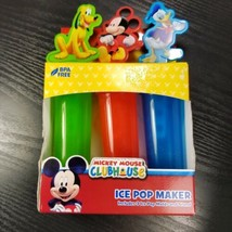 Disney Mickey Mouse Clubhouse Popsicle Maker Mold and Stand  - $13.08 CAD