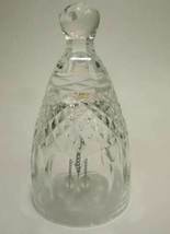 Signed Waterford Hand Cut glass Colleen BELL c25 - $45.82