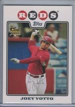 Joey Votto 2008 Topps (Rc) #319 E1253 - $2.25
