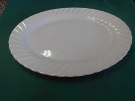 "Great Johnson Bros. ""Regency""..Platter 11.75"" X 9.5"" - $9.49"