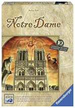 Ravensburger Notre Dame: 10th Anniversary Edition Strategy Board Game, Model:269 - $40.49