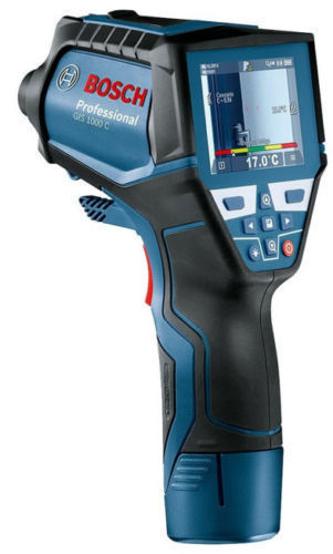BOSCH Bosch GIS 1000C Professional Thermal Detector Imager GIS1000C