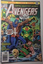 THE AVENGERS #152 (1976) Marvel Comics VG+ - $9.89