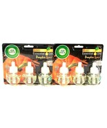 2 Packs Air Wick 2.02 Oz Limited Edition Pumpkin Spice 3 Ct Essential Oi... - $31.99